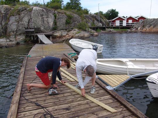 Henrik & Nils